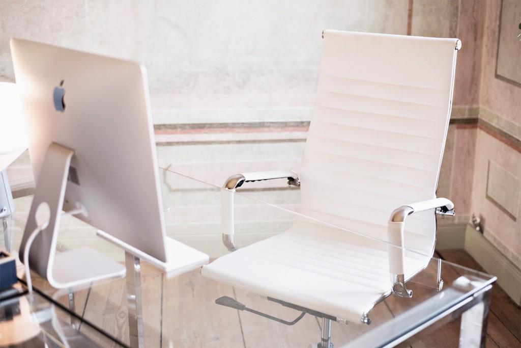 Freier Stuhl